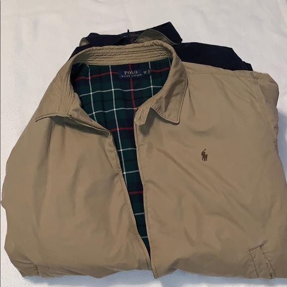 e66f446a1 Polo Ralph Lauren Landon Windbreaker Jacket Coat
